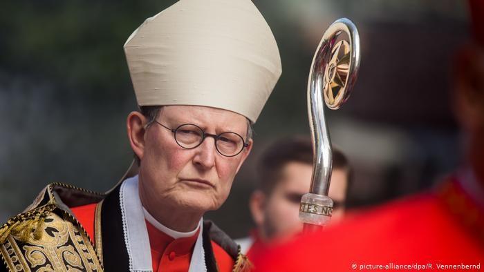 Кардинал Вьолки, архиепископ на Кьолн